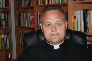 Pfarrer Andreas Galbierz