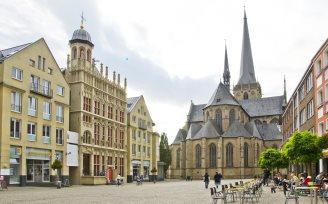 Herbstfahrt der St. Matthias Bruderschaft nach Wesel und Oberhausen