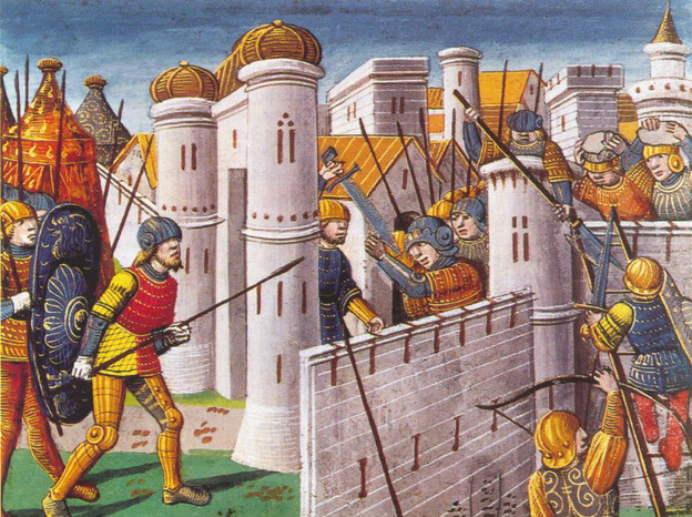 Kreuzzug_Konstantinopel
