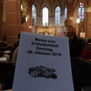 Erntedankfest 2019 in Niederzier